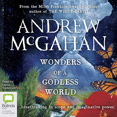 Wonders of a Godless World audiobook cover art