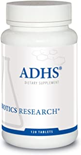 Biotics Research ADHS Adrenal Support, Supports Normal Cortisol Levels, Antioxidant Support, More Energy, Healthy Response...