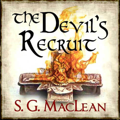 The Devil's Recruit audiobook cover art