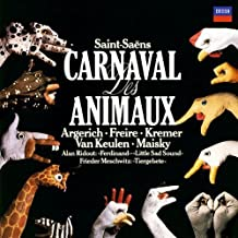 Saint-Saëns: Carnival Of Animals Carnaval des Animaux