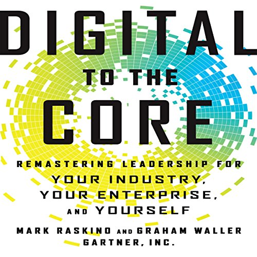 Digital to the Core audiobook cover art
