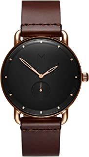 Men's Slim Minimalist Vintage Watch