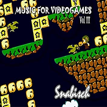 Music for VIDEOGAMES Vol. III