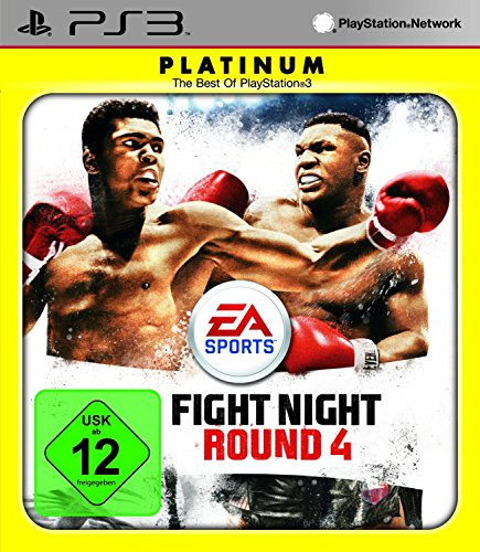 Fight Night Round 4 Platinum [Importación italiana]