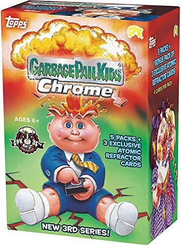2020 GPK Chrome 3rd Series Blaster Box