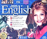 Instant Immersion - English - ESL (4 CD-ROM)