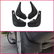 Maite Car Front and Rear Mud Flaps Splash Guards Fender Mudguard for Ford Focus 2 MK2 MK2.5 Saloon Sedan 2005-2011 4Pcs