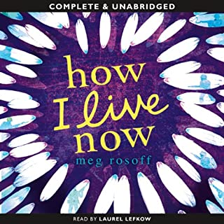 How I Live Now                   By:                                                                                                                                 Meg Rosoff                               Narrated by:                                                                                                                                 Laurel Lefkow                      Length: 4 hrs and 28 mins     18 ratings     Overall 3.6