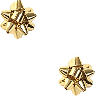 Kate Spade Bourgeois Bow Stud Earrings Boxed, Golden