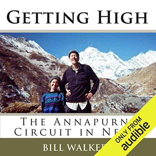 Getting High audiobook cover art