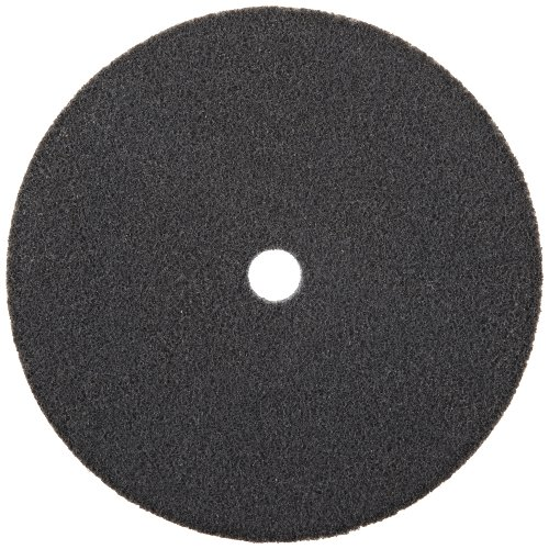 Scotch-Brite EXL Unitized Wheel, Silicon Carbide, 5000 rpm, 6