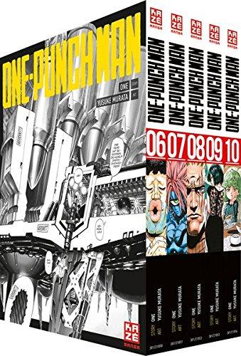ONE-PUNCH MAN - Band 06-10 im Sammelschuber