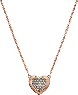 Swarovski - Hall Heart Pendant Necklace