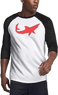 XAAI Men 3//4 Sleeve T Shirt 80/% Cotton,20/% Polyester Wool Warm Funny