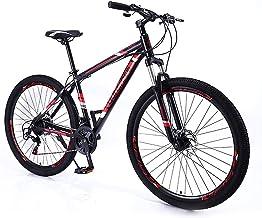 L&WB Bicicleta De Montaña 21 Velocidad 29 Pulgadas Marco De Aleación De Aluminio Bicicleta De Montaña, Reduce El Pendulum Tiempo A La Escuela Y El Trabajo