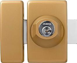 ABUS 33334 deurslot 50 mm Bruin