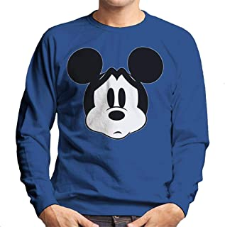 Disney Mickey Mouse Sad Men's Sweatshirt
