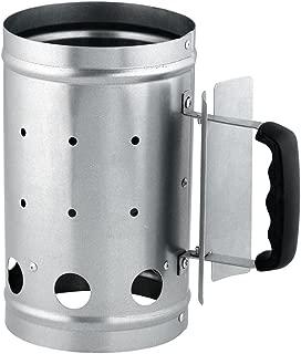 Oztrail Encendedor de carbon plegable hecho de acero con bolsa de transporte 1.7kg 20x25x6cm Folding Charcoal Starter OCF-SCF-D Chimenea de Encendido de Acero