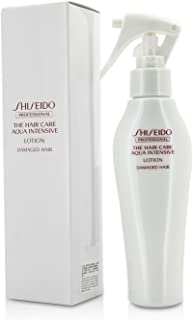 Shiseido The Hair Care Aqua Intensive Lotion, 4 Ounce