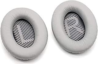 Replacement Ear Pads for Bose Quietcomfort 2 15 25 35 , Cowalkers Earpads for Bose Quietcomfort 2 Qc2, Ear Cushion for Qc2...
