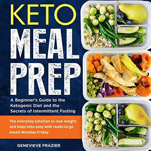 Keto Meal Prep  By  cover art
