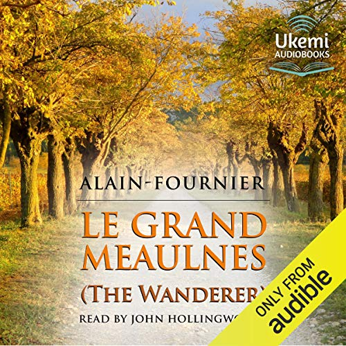 Le Grand Meaulnes  By  cover art