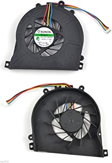 SWCCF New Laptop CPU Cooler Cooling Fan for Acer Aspire R3600 R3700 AS3610 MS2177 D410 D425 D510 D525 MF40100V1-Q000-S99