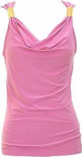 Jon /& Anna Women Plus Size 1x Yellow Red Floral Paisley Chiffon Top Blouse Shirt