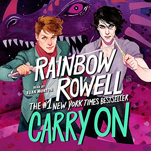 Carry On Audiobook By Rainbow Rowell cover art