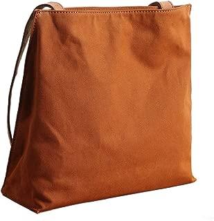 HWYP Grand sac à main en toile pour femme.