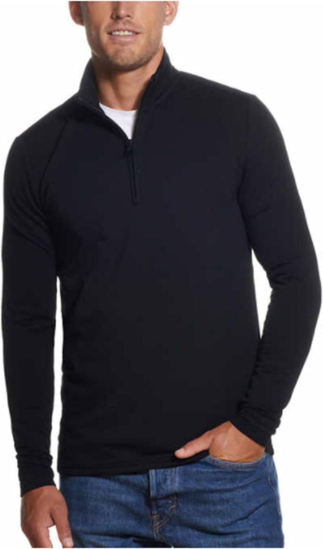 Weatherproof Vintage Men's Quarter Zip Pullover