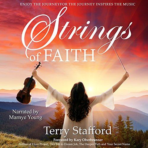 Strings of Faith audiobook cover art