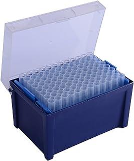 Neolab 4/0029 - Puntas de pipeta estériles (polipropileno graduado, 100 a 1000 µl), color azul