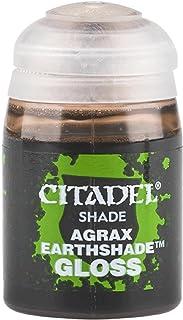 Citadel Pot de Peinture - Shade Agrax Earthshade Gloss (24ml)