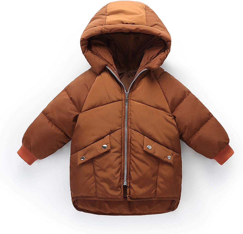 JBEELATE Department store Baby Girl Boy Down Jacket Popular product Winter Coat Warm Puffe Hooded