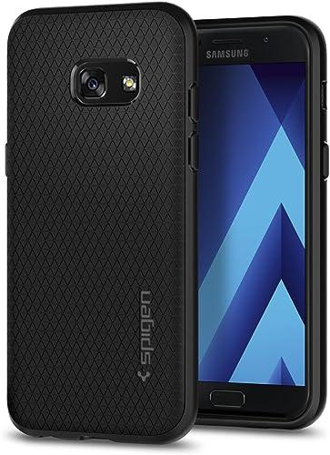 discount Spigen Liquid Air Designed for Samsung Galaxy A3 online sale Case (2017) online sale - Black online
