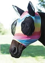Weaver Leather Lycra Fly Mask for Horses Large