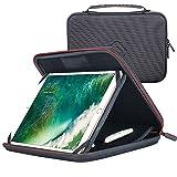 iPad Pro 10.5 ケース Apple iPad Pro Appleペンシル/スマートフォン収納可能 スタンド機能付き全面保護型 傷つけ防止 旅行やホームストレージケースA140