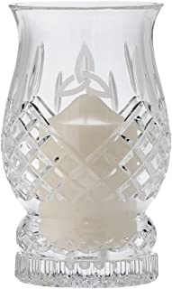 Galway Trinity Knot Giftware Pillar Hurricane Lamp