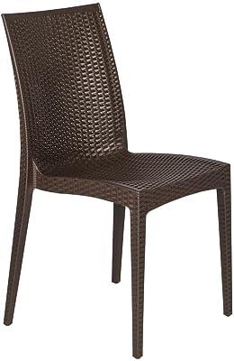 Amazon.com: Safavieh Home Collection Isla silla de comedor ...