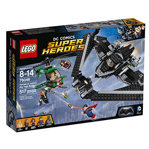 LEGO Super Heroes Heroes of Justice: Sky High Battle 76046 by LEGO