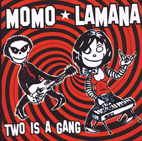Momo Lamana - Two Is A Gang