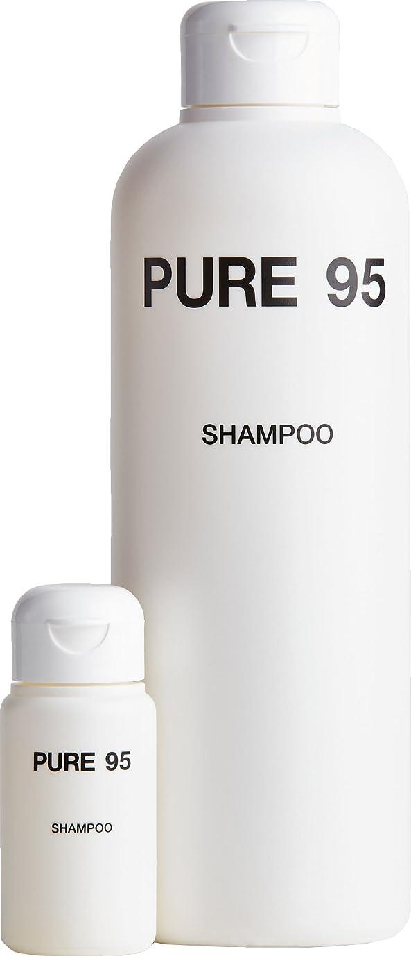 化学薬品するだろう法律パーミングジャパン PURE95 おまけ付きセット シャンプー400ml + おまけ ピュア(PURE)95 シャンプー 25ml