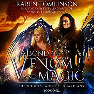 A Bond of Venom and Magic cover art