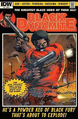 Black Dynamite #2 (of 4) (English Edition)