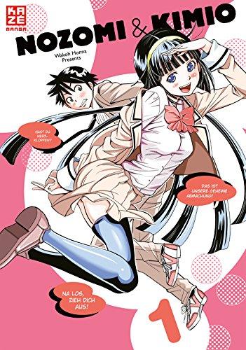 Nozomi & Kimio – Band 1