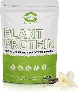 Pure Product Australia Pea Protein Powder, Vanilla 2 kilograms