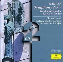 Mahler: Symphony No. 9 / Kindertotenlieder / R??ckert-Lieder by Christa Ludwig (2000-10-20)