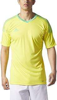Adidas Revigo 17 Mens Short Sleeve Goalkeeper Soccer Jersey
