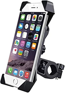 HUMBLE Universal 360 Degree Adjustable Mobile Phone Holder for Bicycle   Bike   Motorcycle   Ideal for Maps   Navigation  ...